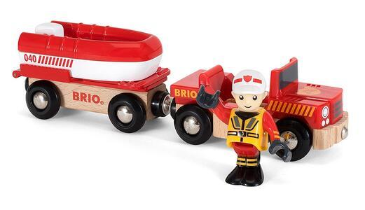Brio Scialuppa Dei Pompieri - 12