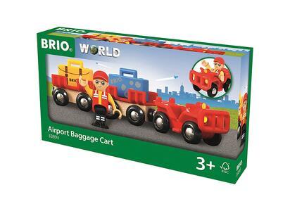 Brio Trenino Bagagli - 8