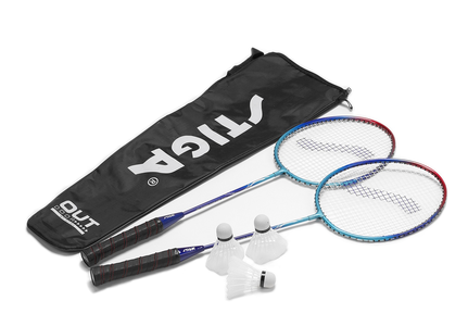 Giocattolo Set di 2 racchette badminton hobby Senior FS Stiga 0