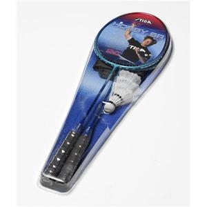 Giocattolo Set di 2 racchette badminton hobby Senior FS Stiga 1