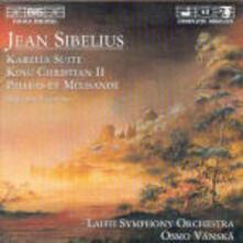 Karelia Suite op.11 - CD Audio di Jean Sibelius
