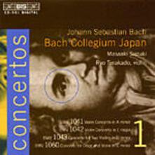 Concerto per Violino in a Mino - CD Audio di Johann Sebastian Bach