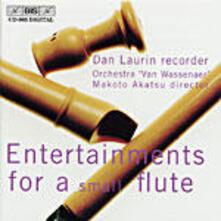Entertainments for Small - CD Audio di Dan Laurin