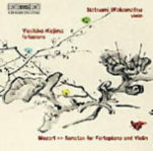 Sonate per fortepiano e violino n.1, n.2, n.4, n.7 - CD Audio di Wolfgang Amadeus Mozart