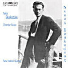 Musica da Camera - CD Audio di Nikos Skalkottas