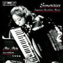 Sonorities - Japanese Accor - CD Audio di Mie Miki
