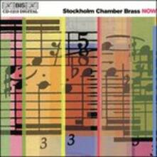 Now - CD Audio di Stockholm Chamber Brass