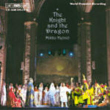 The Knight and the Dragon - CD Audio di Mikko Heinio