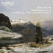Concerto per pianoforte n.5 - CD Audio di Geirr Tveitt