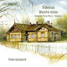 Complete Piano Music 3 - CD Audio di Jean Sibelius