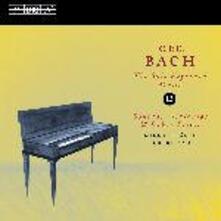 Solo Keyboard Music Vol.1 - CD Audio di Carl Philipp Emanuel Bach
