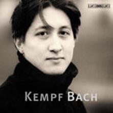 Partite n.4, n.6 - CD Audio di Johann Sebastian Bach,Freddy Kempf
