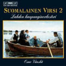 Finnish Hymns 2 - CD Audio di Osmo Vänskä,Lahti Symphony Orchestra