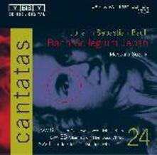 Cantate vol.24 - CD Audio di Johann Sebastian Bach