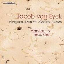 Evergreens from the Pleasure Garden - CD Audio di Dan Laurin,Jacob Van Eyck