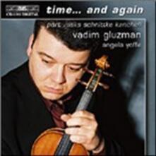 Time...and again - CD Audio di Vadim Gluzman