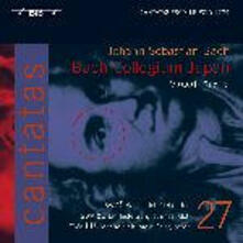 Cantate vol.27 - CD Audio di Johann Sebastian Bach