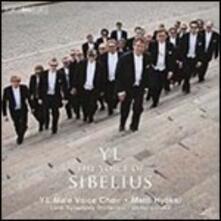 Yl, the Voice of Sibelius - CD Audio di Jean Sibelius