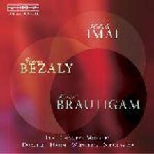 Musica per viola, flauto e pianoforte - CD Audio di Nobuko Imai,Sharon Bezaly,Ronald Brautigam