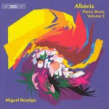 Piano Music vol.5 - CD Audio di Isaac Albéniz