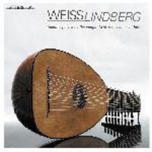 Lute Music - CD Audio di Sylvius Leopold Weiss,Jakob Lindberg