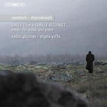Ballet for a Lonely Violinist - CD Audio di Dmitri Shostakovich,Lera Auerbach,Vadim Gluzman