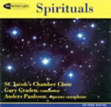 Spirituals - CD Audio