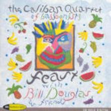 Feast - CD Audio di Caliban Quartet