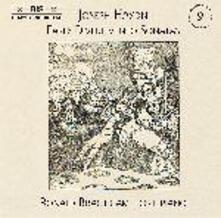 Sonate per fortepiano vol.9 - CD Audio di Franz Joseph Haydn,Ronald Brautigam