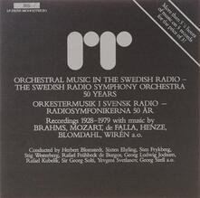 Swedish Radio Symphony Orchestra. Srso Historical 3 - Vinile LP