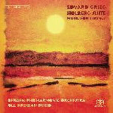 Holberg Suite op.40 - SuperAudio CD di Edvard Grieg