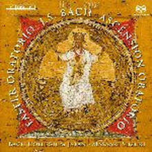 Easter & Ascension Orator - SuperAudio CD ibrido di Johann Sebastian Bach,Masaaki Suzuki