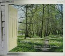 Sinfonia n.1 - Overtures - SuperAudio CD di Robert Schumann,Swedish Chamber Orchestra,Thomas Dausgaard