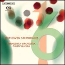 Symphonies No. 1&6 - SuperAudio CD di Ludwig van Beethoven,Minnesota Orchestra,Osmo Vänskä