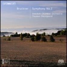 Sinfonia n.2 - SuperAudio CD di Anton Bruckner,Thomas Dausgaard,Orchestra da camera Svedese