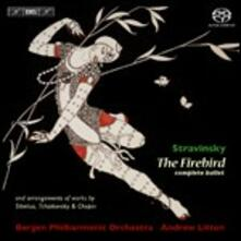 Firebird - SuperAudio CD di Igor Stravinsky,Andrew Litton,Bergen Philharmonic Orchestra