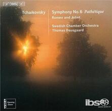 Sinfonia n.6 in B Minor - SuperAudio CD di Pyotr Ilyich Tchaikovsky