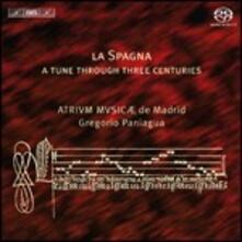 La Spagna - SuperAudio CD di Gregorio Paniagua,Atrium Musicae de Madrid