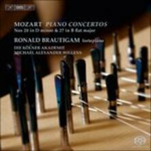 Concerto per Pianoforte 20&&27 - SuperAudio CD di Wolfgang Amadeus Mozart