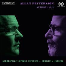 Sinfonia n.9 - CD Audio di Allan Pettersson