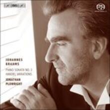 Handel Variations - SuperAudio CD di Johannes Brahms