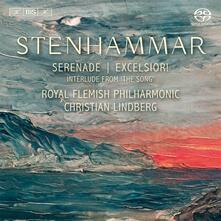 Serenade - SuperAudio CD di Karl Wilhelm Eugen Stenhammar