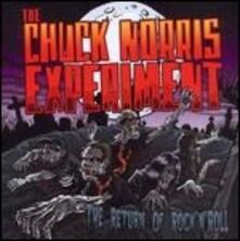 Return of Rock 'n' Roll - Vinile LP di Chuck Norris Experiment
