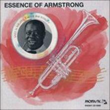 Essence of 1923-47 - CD Audio di Louis Armstrong