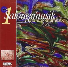 Salongmusik n.1 - CD Audio di Blandade Artister