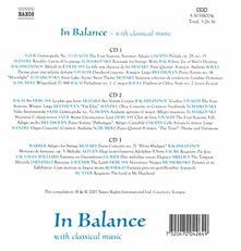 In Balance - CD Audio
