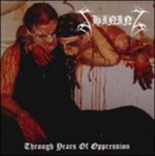 Through Years of Oppression - CD Audio di Shining