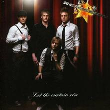 Let the Curtain Fall - CD Audio di Remission