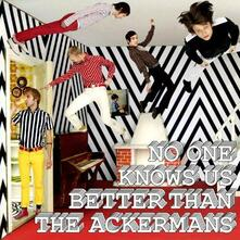 No One Knows Us Better th - CD Audio di Ackermans