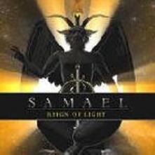Reign of Light - CD Audio + DVD di Samael